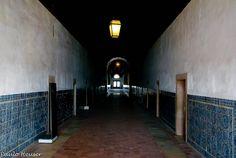 A luz. Convento de Cristo, Tomar, Portugal