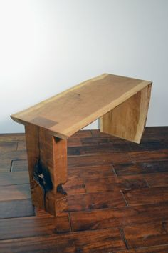 Cherry Thru-Bench Sawn Studio