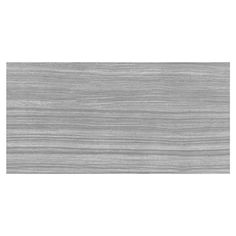 Euro Collection 8-Pack 12 x 24 Silk Nickel Glazed Porcelain Floor Tile  Contemporary linear pattern giving a soft, yet authentic stone lookSmooth, matte