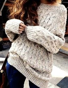 I am a natural winter bunny - chunky knits, boots beanie hats and thick scarves are what I'm most comfortable in :)