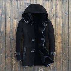 http://fashiongarments.biz/products/2015-british-fashion-mens-korean-sheep-shearing-fur-hooded-mens-fur-jacket-mens-leather-jackets-coat-8127/,   British fashion mainly simple, Elegancemainly just like a cup of tea Still steaming tea, gives a warm, Simple and tailored fit style, unique subtle qualities In continuation of this season expression. I've always liked these simple match, there details of the match, Easy to give inexplicably moved, as this retro black, A little tough…
