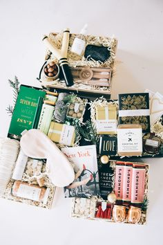 The Ultimate Gift Boxes, Inspired by your Favorite Christmas Movies // BOXFOX