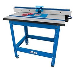 Kreg PRS1045 Precision Router Table System