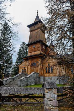 Kościelisko » Kościół pw. św. Kazimierza Królewicza w Kościelisku