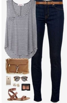 45 Lovely Preppy Casual Summer Outfits For School Preppy Casual, Casual Outfits, Casual Wear, Laid Back Outfits, Casual Mom Style, Dress Casual, Casual Fall, Formal Wear, Casual Shorts