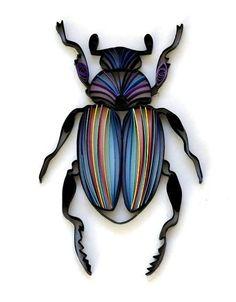 New Quilled Designs from Natasha Molotkova - Paperblog