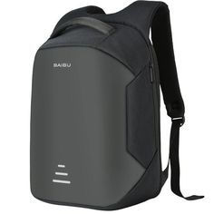 Travel waterproof anti theft backpack