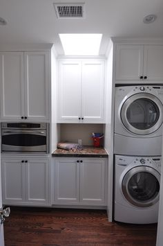 ** Instead of oven, make a full pantry** Roberta Murray Designs - traditional - laundry room - los angeles - by Roberta Murray Designs - Studio r