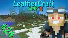 Minecraft  LeatherCraft SMP | Episode 24  Christmas Spirit! 60FPS