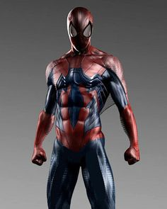Check out these very different, alternative Spider-Man suit designs for  Marc Webb's The Amazing Spider-Man 2. I have to say that I'm very happy  none of these suit designs made it into the film. They come from Film Paint , and I don't really like them. I'm glad they went with the more classic  suit design in the film. The new trailer for the film will be unleashed on  December 5th, and the movie comes out on May 2nd, 2014.  Via: JoBlo