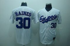 http://www.xjersey.com/expos-30-tim-raines-white-throwback-jersey.html Only$35.00 EXPOS 30 TIM RAINES WHITE THROWBACK JERSEY Free Shipping!