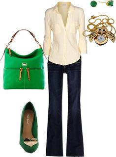 """Business Casual"" by claire1391 on Polyvore"