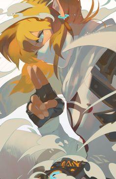 The Legend Of Zelda, Legend Of Zelda Breath, Zelda Drawing, Image Zelda, Character Art, Character Design, Link Art, Hyrule Warriors, Link Zelda