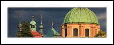 Panoramic Pictures, Saint Francis, Praha, Prague Czech, Czech Republic, Fine Art Photography, Taj Mahal, Saints, Facebook