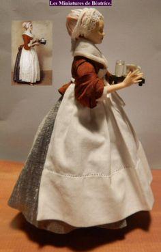 l Miniature Dolls, Porcelain, Victorian, Disney Princess, Disney Characters, Fashion, Moda, Porcelain Ceramics, Fashion Styles