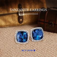 Browse the collection of cool and trendy collection of #tanzaniteearrings !