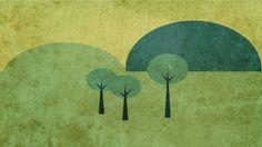 Uno de mis primeros wallpapers