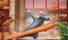 Disney Pixar, Film Disney, Disney Animation, Animation Movies, Ratatouille Disney, Ratatouille 2007, Film Pixar, Pixar Movies, Cartoon Movies