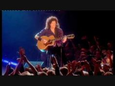 Brian May Ukraine Love of my life HQ
