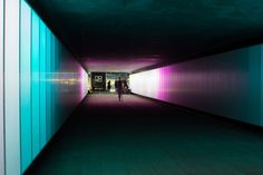 Interference: An Interactive Tunnel Kolding, Denmark FIRM Kollision