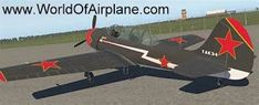 Yakovlev Yak-52 WorldOfAirplane World, The World, Earth