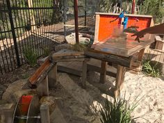 Water play area at One World for Children is a hidden oasis in the middle of an industrial area (the MONA of North Geelong). Children from birth to twelve years have the privilege of being cared for and educated in this respectful and peaceful environment.
