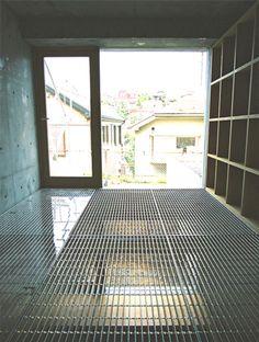 steel mesh industrial flooring