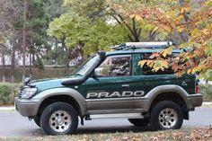 Toyota Land Cruiser Prado 1998, дизель, 3000 куб.см, 140 лс - отзыв владельца Toyota Land Cruiser Prado, Camper Conversion, Rav4, Bucky, Jeeps, Motorhome, Motors, Pride, Cars