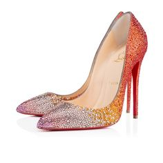 Shoes - Pigalle Follies Strass - Christian Louboutin