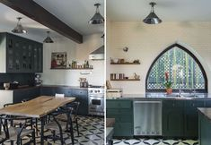 kitchen inspiration - Commune (LA-based architectural & design firm) via EHD