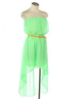 Cute Spring Dresses | cute mint green and black junior spring high ...