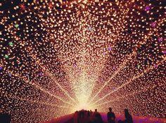 圧巻の光のトンネル!国内最大級のイルミ「なばなの里のイルミネーション」開催   RETRIP[リトリップ]