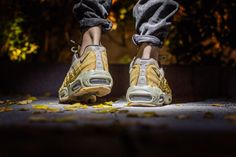 sale retailer f7a05 b1215 NIKE AIR MAX 95 PREMIUM  WHEAT PACK  BRONZE-BAROQUE BROWN-BAMBOO available  at www.tint-footwear.com nike-air-max-95-prm-700 Nike air max 95 premium  wheat ...