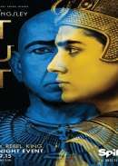 Spike's showing off the first poster for their limited series Tut starring Avan Jogia as King Tut and Sir Ben Kingsley as Tut's closest advisor, Vizer Ay. Avan Jogia, Movie Tv, Hd Movies, Movies To Watch, Movies Online, Artemis Fowl, Movies Showing, Movies And Tv Shows, Movie Posters
