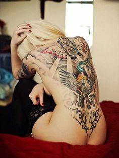 More @ http://we-require-more-tatooed-girls.tumblr.com