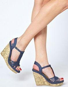 4a43dee33c5 Women s Calvin Klein Caran Block Heel Sandal ( 130) ❤ liked on ...