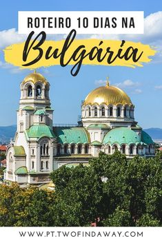 Our Bulgaria Itinerary is filled with breathtaking views and countless adventures you can't miss in one of the least explored countries in Europe. Travel tips and places to visit in this hidden gem! Top Europe Destinations, Road Trip Europe, Europe Travel Guide, Road Trips, European Travel Tips, European Vacation, Eurotrip, Bulgaria, Travel Inspiration