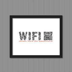 This downloadable custom WiFi QR code print is sold by MZMDigitalDesign on etsy.com. Click on the image above to be directed to Fast Frame Mission Viejo, and reach out to hear more about your options for printing, framing, and displaying it. Purchase link: https://www.etsy.com/listing/464495403/wifi-password-scannable-qr-code-sign?ga_order=most_relevant&ga_search_type=all&ga_view_type=gallery&ga_search_query=guest%20room%20art&ref=sr_gallery_48