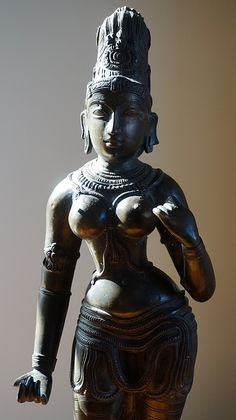 Parvati, Bronze, from Tanjore, India StoneHouse Artifacts