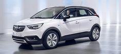 Das Opel-Modell für den Großstadtdschungel: Der neue Opel Crossland X