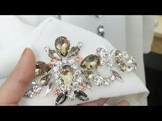 5 افكار للتنبات على الجيلاتين مختلفة مميزة مشروع مربح من البيت.الجزء الأول من سلسلة التنبات - YouTube Beaded Embroidery, Hand Embroidery, Kutch Work Designs, Beading, Fabrics, Brooch, Shoulder Bag, Jewelry, Dancing Outfit