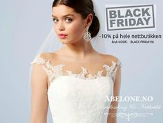 Blackfriday  @abelonebrudesalong @abelone.no #abelone #abelone.no #abelonecollection #abelonebrudesalong #bryllup #Brudgom #bruden #abelone.no #brudekjole #brud #brudebilde #brudesko #brudemesse #LILLY #lillybrudekjole #losbygods #losby #brudemesselosby #Bryllupsmessen #bryllupsmesse #bryllupsmesselosbygods #EternityBridal #artCoutoure #ELLIS #EllisBridals #dress #Drømmekjolen #brudesko  #smykkertilbrud #brudesmykke #kjedetilbrud #kjedebrud #brudekjede #øredobbertilbrud #ivoryperler…