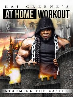 Kai Greene Home Workout Get Ripped Workout, Kai Greene Bodybuilding, Shred Diet, Bodybuilding Workouts, Smile Face, Gain Muscle, Fitness Nutrition, Training Tips, Biceps