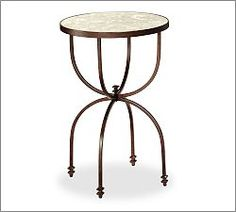 End Tables, Sofa Tables & Round End Tables | Pottery Barn. lpf