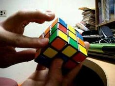 How to Solve a Rubik's Cube - Part 3 - Middle Layer Edges - http://www.thehowto.info/how-to-solve-a-rubiks-cube-part-3-middle-layer-edges/