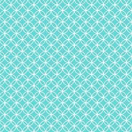 Pale Aqua and Turquoise Digital Paper Set