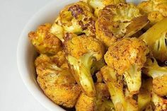 Жареная цветная капуста   Самые вкусные кулинарные рецепты