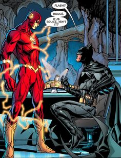 Flashpoint Andy Kubert (Pencils) Sandra Hope (Inks) Alex Sinclair (Colors) Story by Geoff Johns