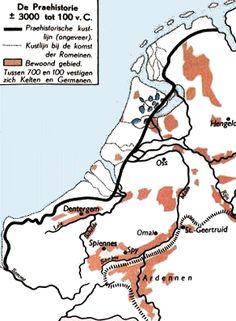 De Prehistorie 3000 tot 100 v. - De Prehistorie 3000 tot 100 v.
