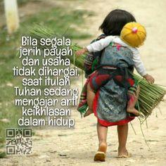 Islamic Inspirational Quotes, Islamic Quotes, Motivational Quotes, Good Life Quotes, Life Is Good, Holy Quotes, Spirit Quotes, Self Reminder, Quotes Indonesia